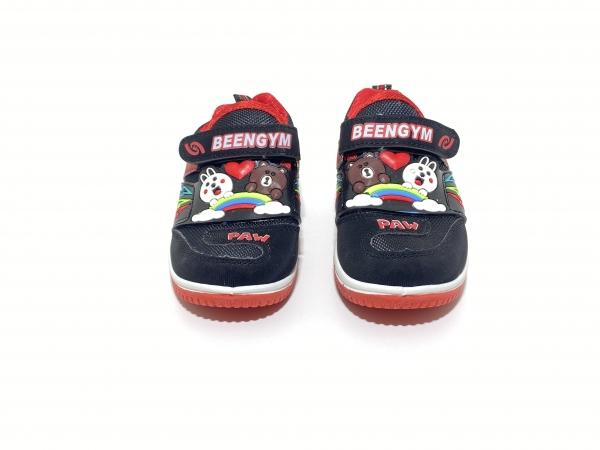 Кеды-ботинки с диодами Три настроения