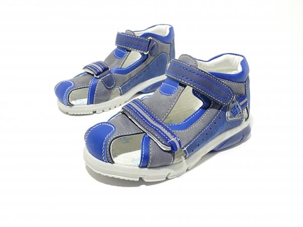 Детские сандали 50 синие