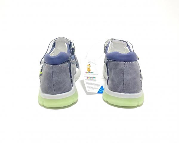 Детские сандали 50 серые