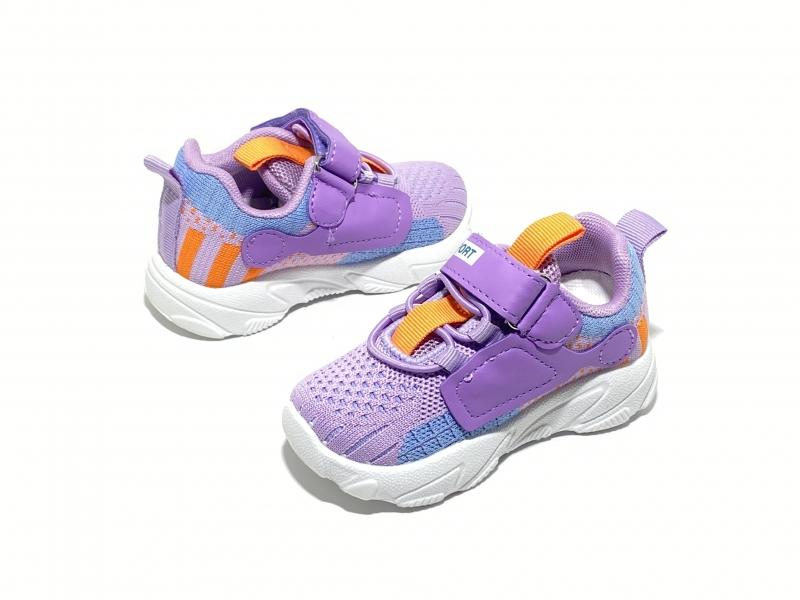 Детские кроссовки Мичи Sport фиолетовые