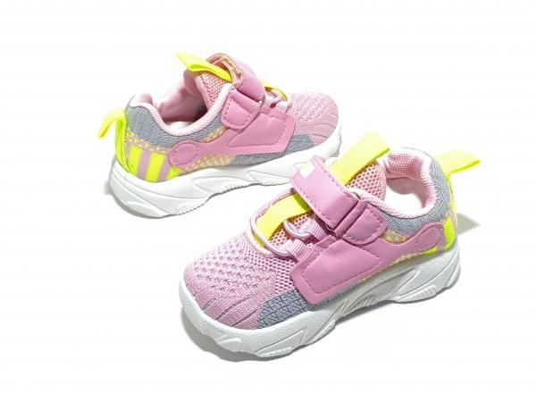 Детские кроссовки Мичи Sport розовые