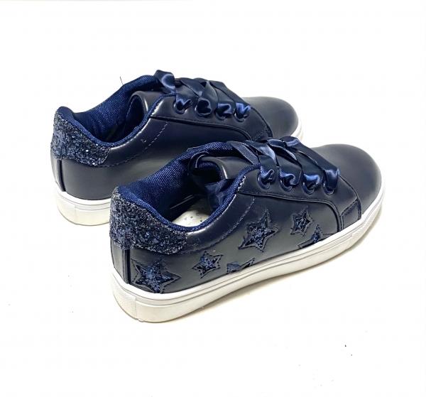 Детские туфли Шёлковые Звёзды