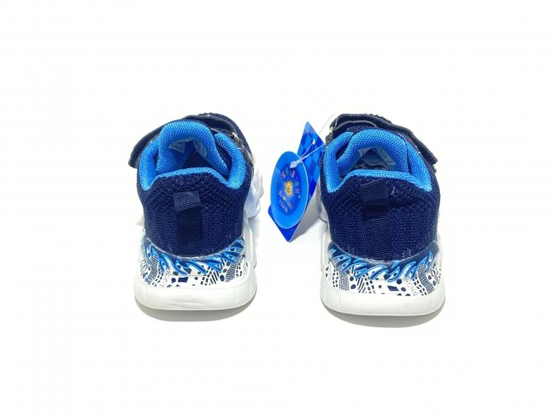 Кроссовки для мальчиков легкость синие