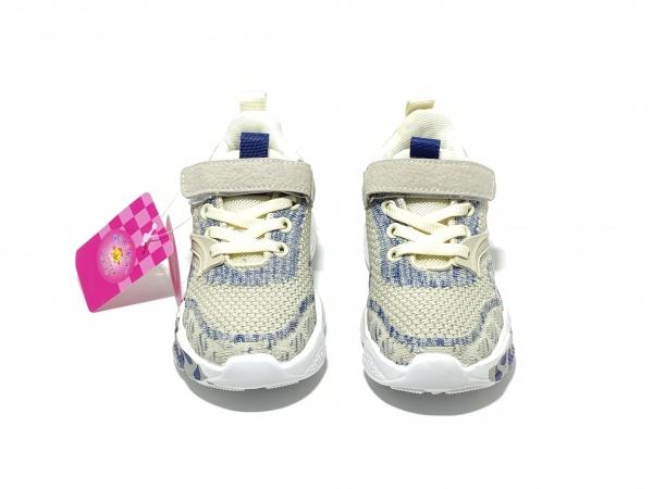Детские кроссовки Sport бежевые