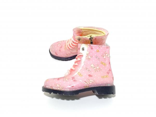 Резиновые ботинки для девочек