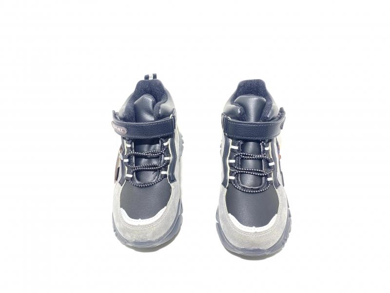 Ботинки детские Двойной цвет