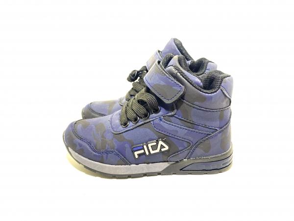 Ботинки для мальчиков FICA милитари