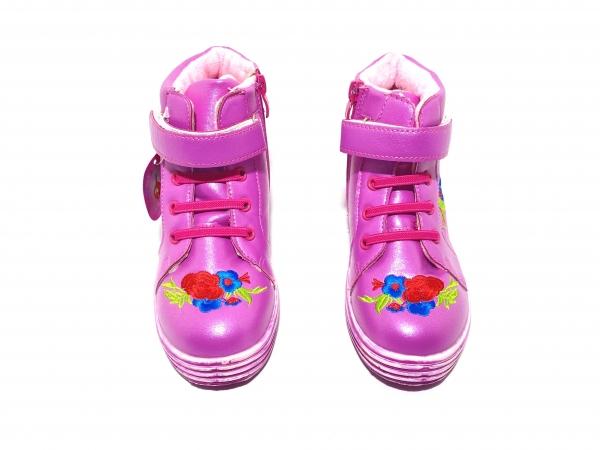 Ботинки для девочек Японские мотивы