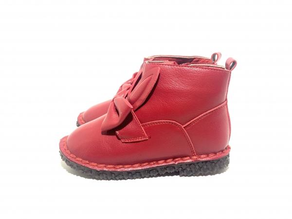 Детские ботинки для девочек Огненные Зайцы