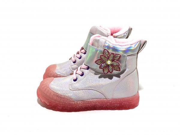 Ботинки детские Цветочек