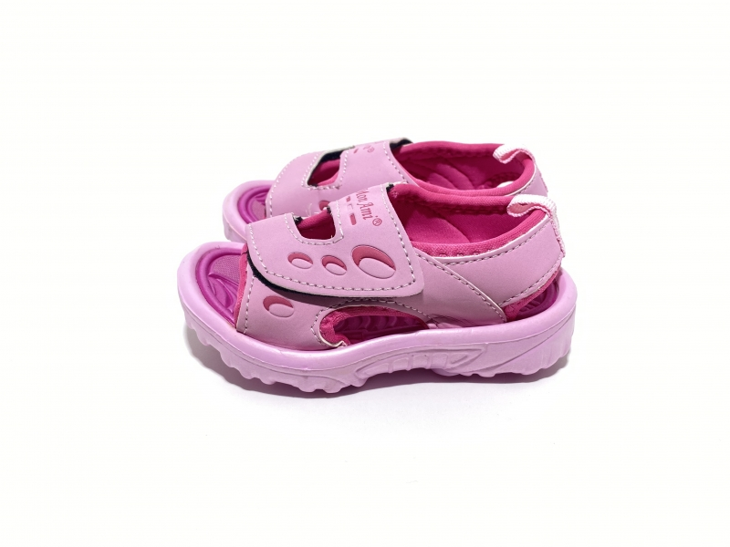 Детские босоножки Mon Ami розовые