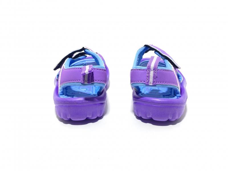 Детские босоножки Mon Ami фиолетовые