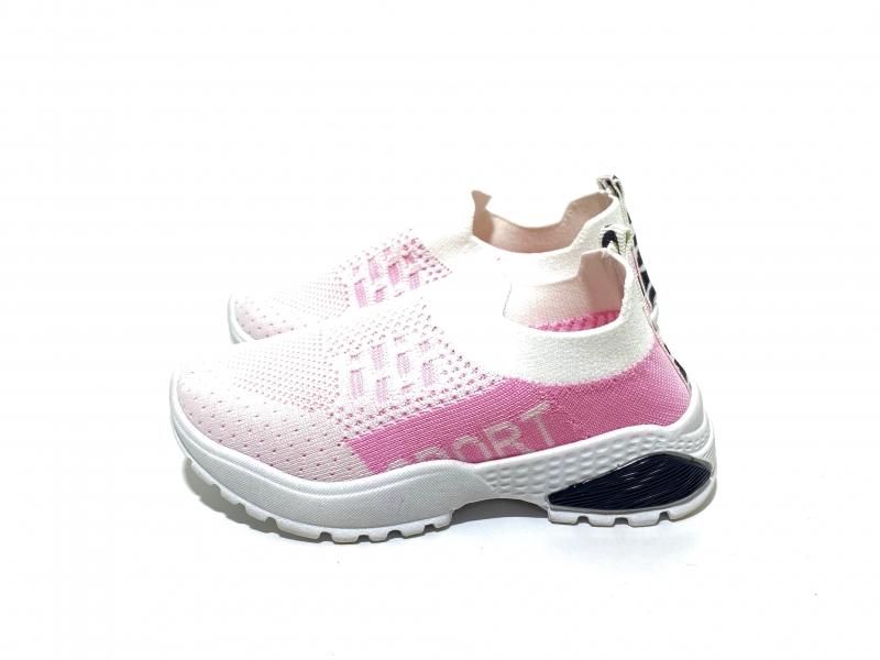 Детские кроссовки для девочек Розовая невесомость