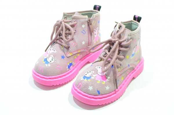 Ботинки для девочек Свинка Пеппа