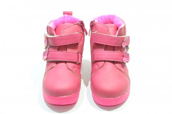Ботинки для Девочек Диоды-Цветы
