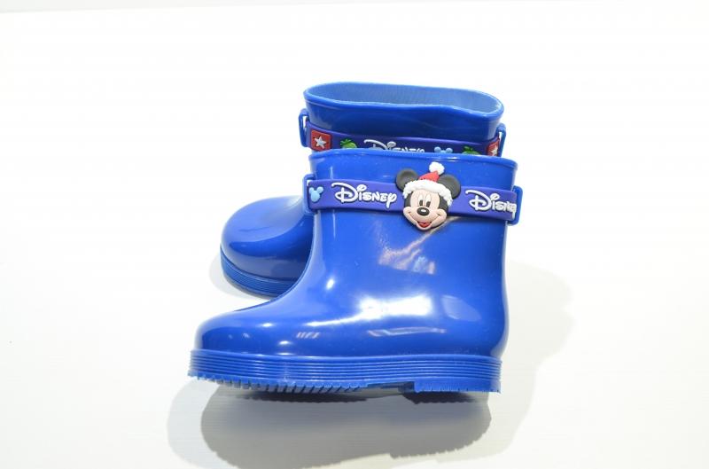 Детские резиновые сапоги для мальчиков Disney
