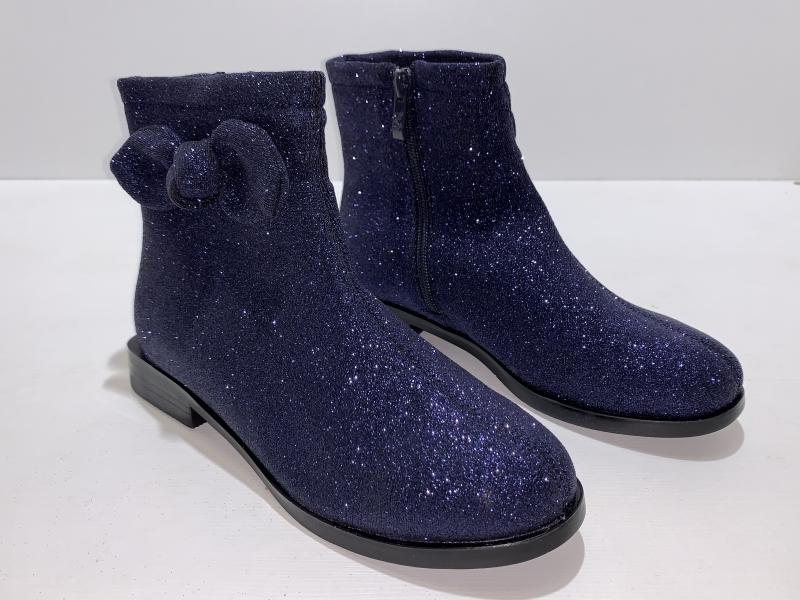 Осенне-весенние ботинки для девочек Искорки