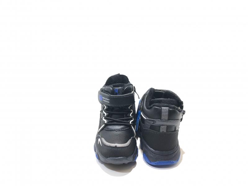 Зимние ботинки для детей Kids Sport Fashion (синий)