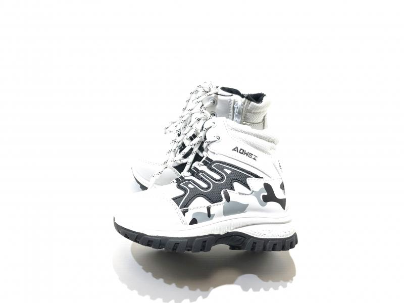 Зимние кроссовки для девочек Зимние стиляги