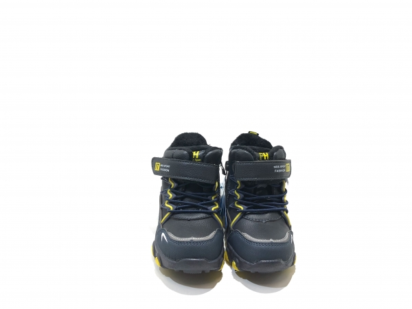 Зимние ботинки для детей Kids Sport Fashion (желтый)