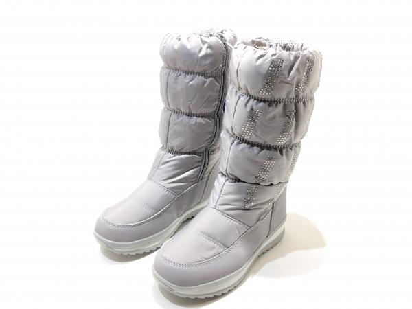 Зимние сапоги для девочек Серебристая снежинка