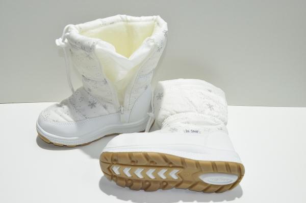 Дутики для Девочек Белое облако
