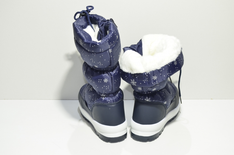 Дутики Снежинки