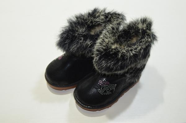 Зимние сапожки для девочек Girl