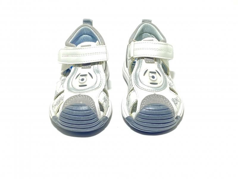 Детские сандали Аутфорс белые