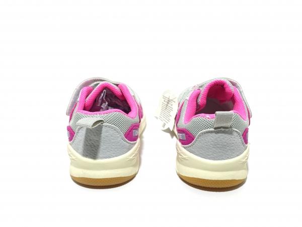 Детские кроссовки Супрем серые