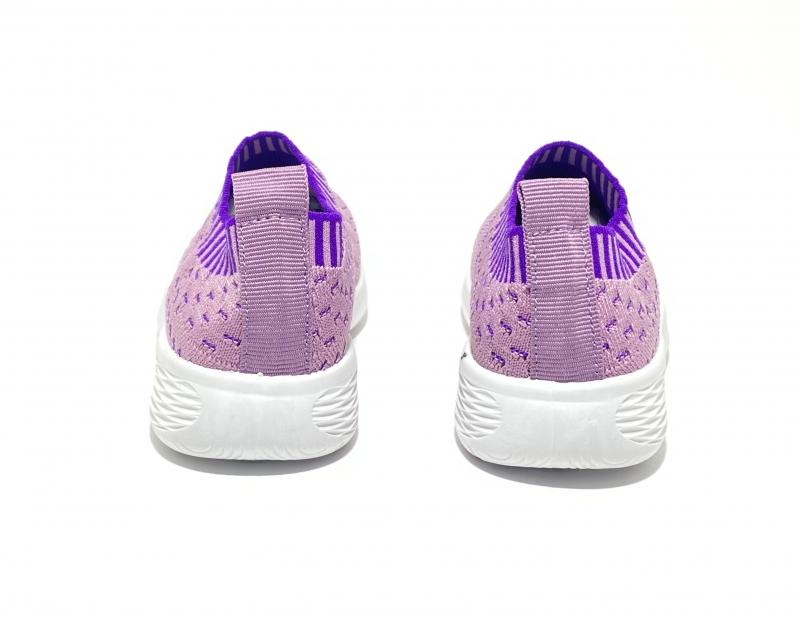 Детские кроссовки невесомость розовые