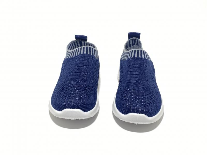 Детские кроссовки невесомость синие