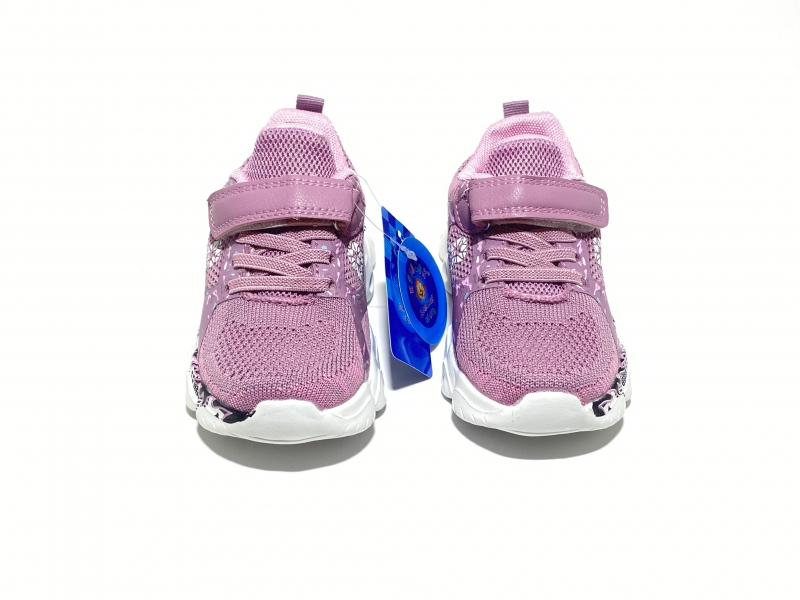 Кроссовки для девочек легкость фиолетовые