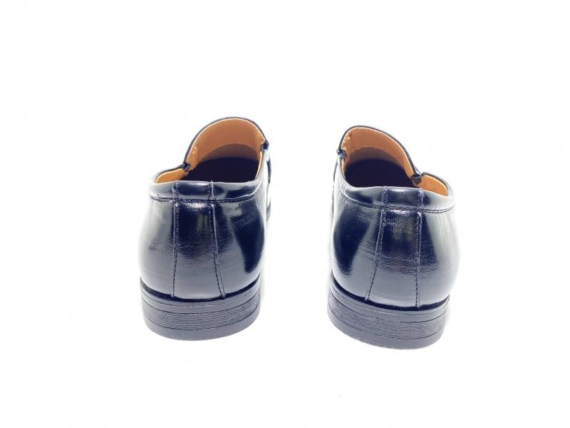 Туфли для мальчика Полированная классика