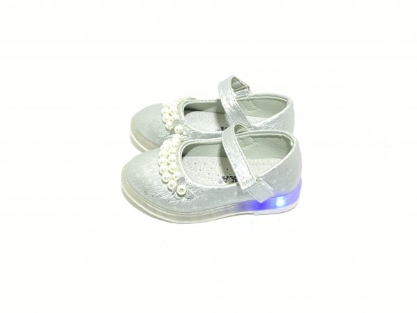 Туфли для девочек со светодиодами