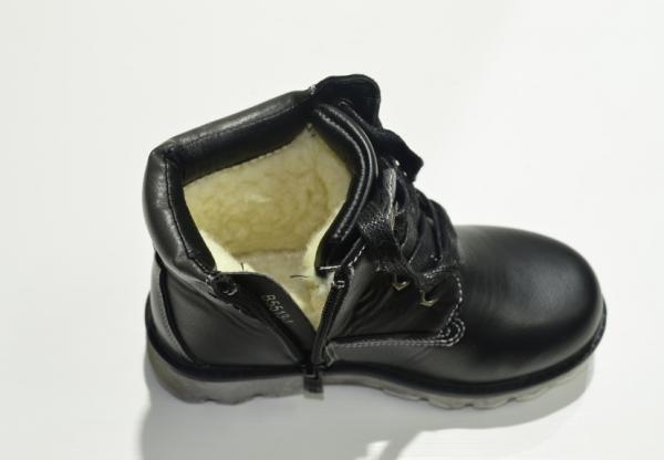 Ботинки зимние для мальчиков BBX